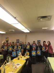 Paint Night 2019 4