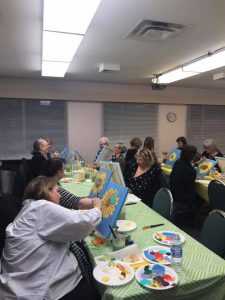Paint Night 2019 5
