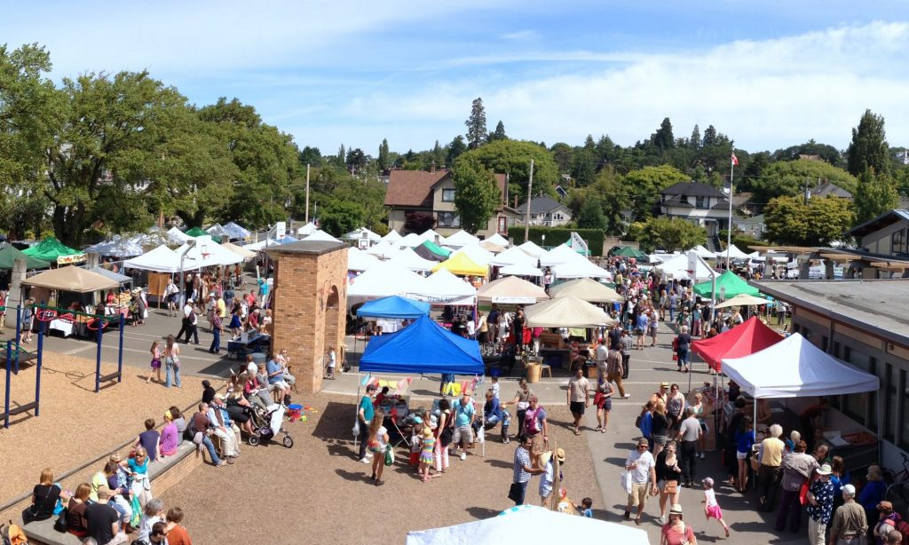 Photo - Moss Street Community Market