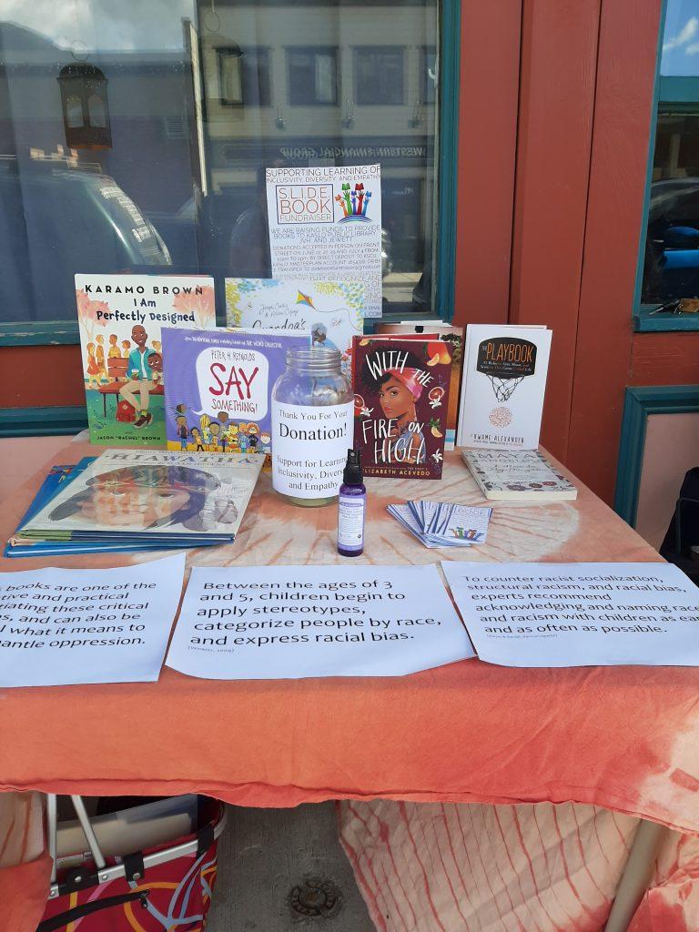 SLIDE book fundraiser (3)